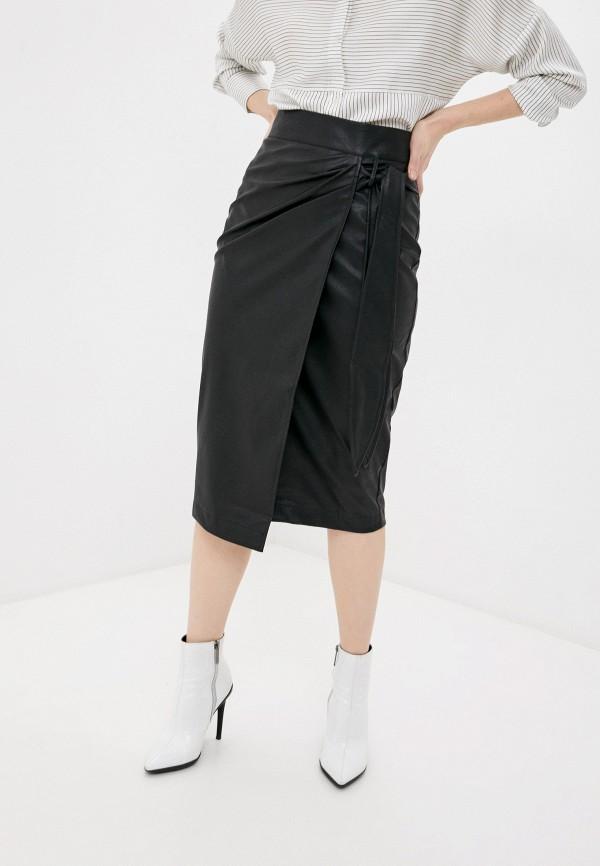 Кожаные юбки