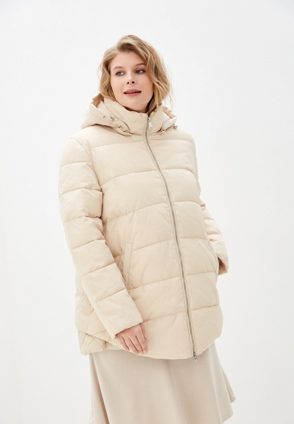 Куртка утепленная Averi Averi  бежевый фото