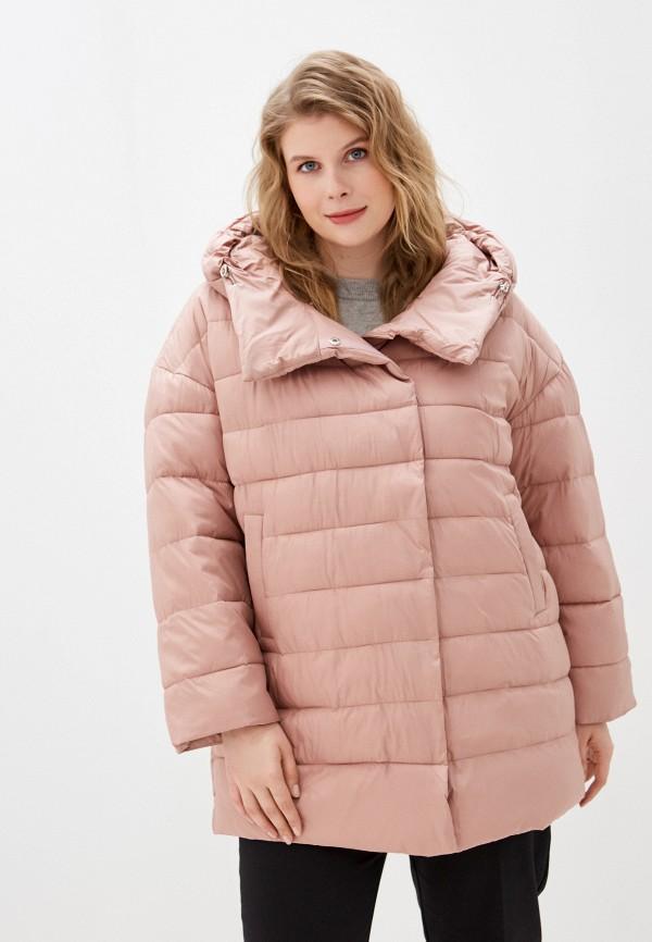 Куртка утепленная Averi Averi  розовый фото