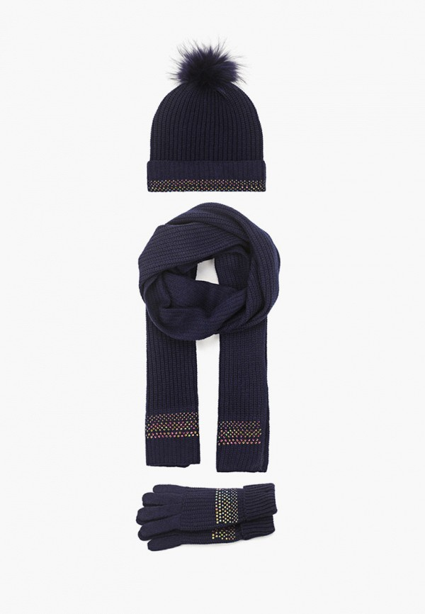 женский шарф vitacci, синий