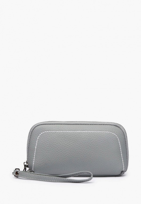 женский кошелёк dda, серый