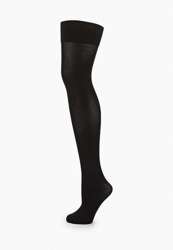женские гольфы conte elegant, черные
