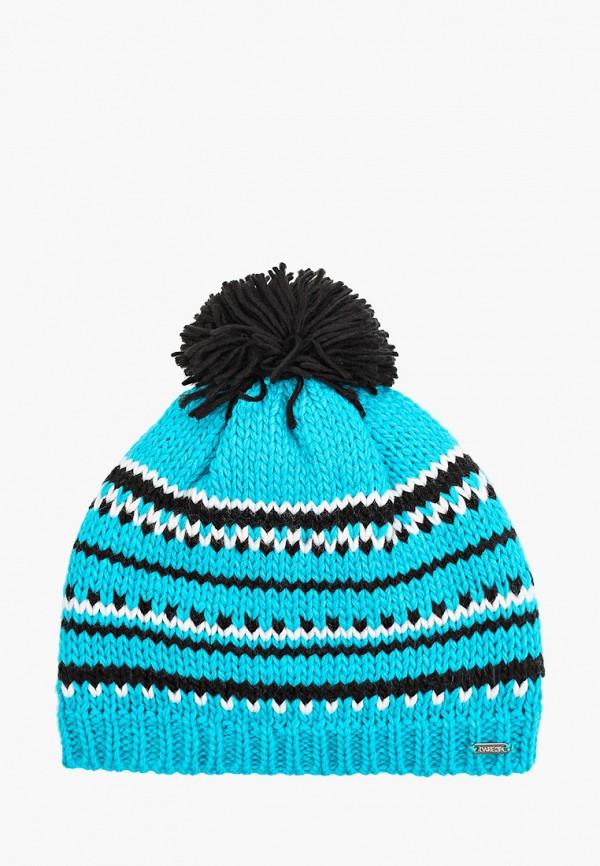 женская шапка dare 2b, голубая