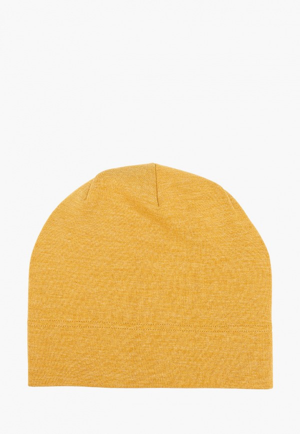 женская шапка lessismore, желтая