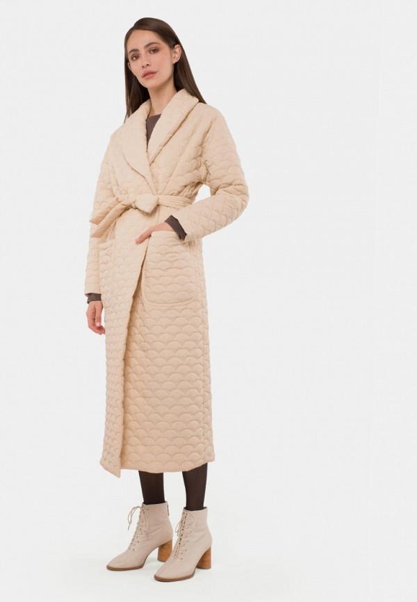 женская куртка mr520, бежевая