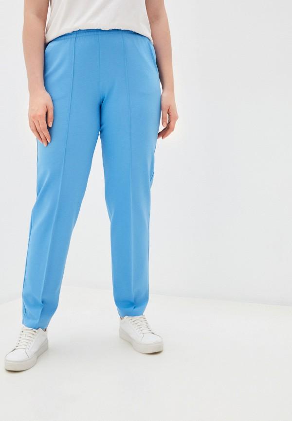 женские брюки джоггеры ruxara, голубые