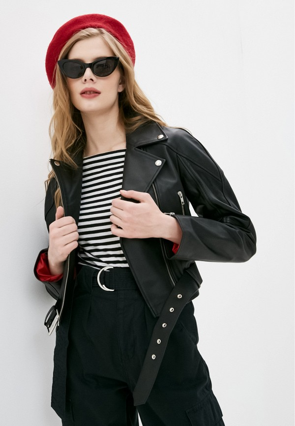 Куртка кожаная Major Fabric