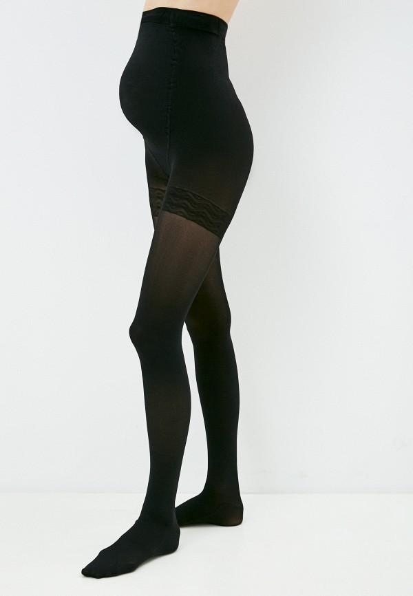 женские колготки solidea, черные