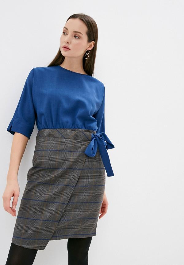 женское повседневные платье viserdi, разноцветное