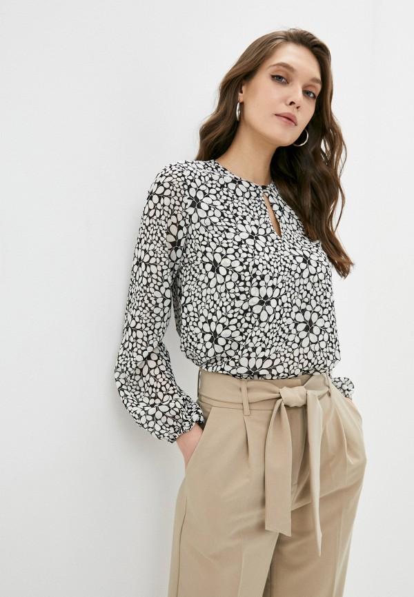 женская блузка с длинным рукавом alina assi, разноцветная