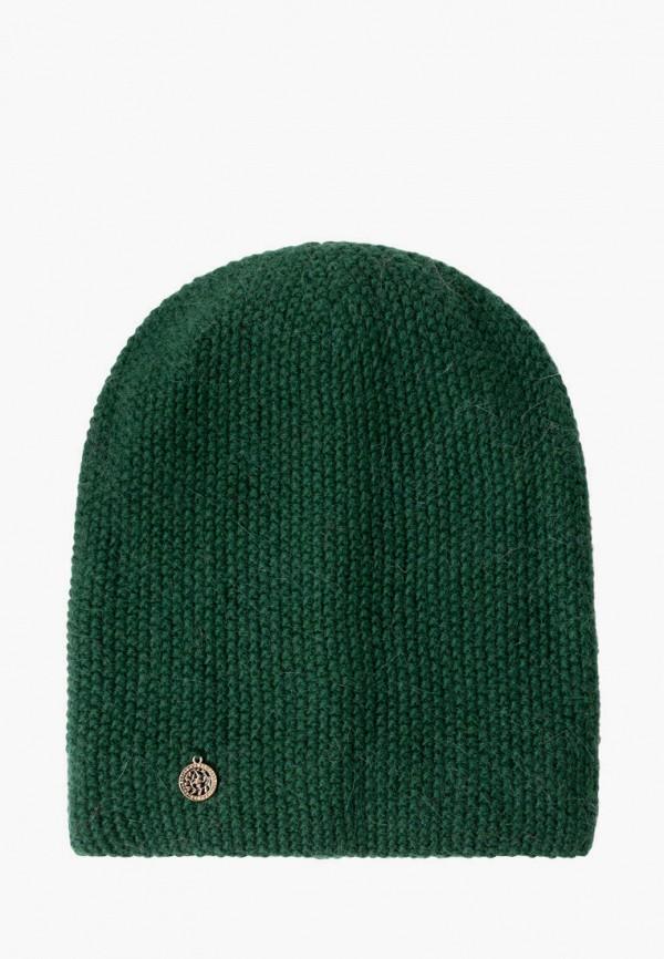 женская шапка fomas, зеленая