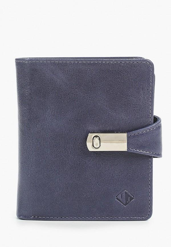 женский кошелёк flioraj, синий
