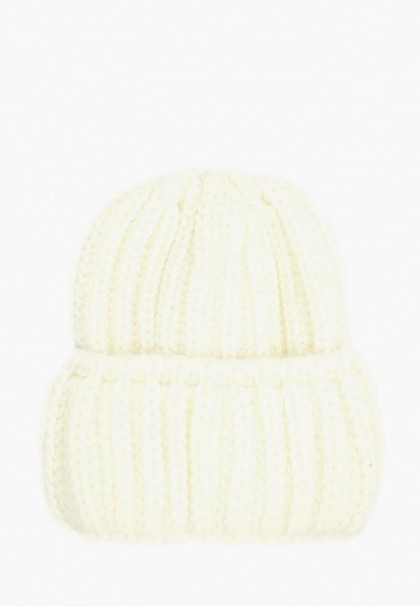 женская шапка demari, белая