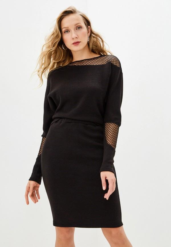 женский костюм helga, черный