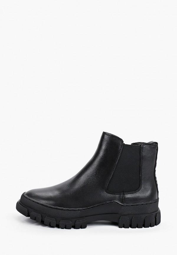 женские ботинки-челси valley, черные