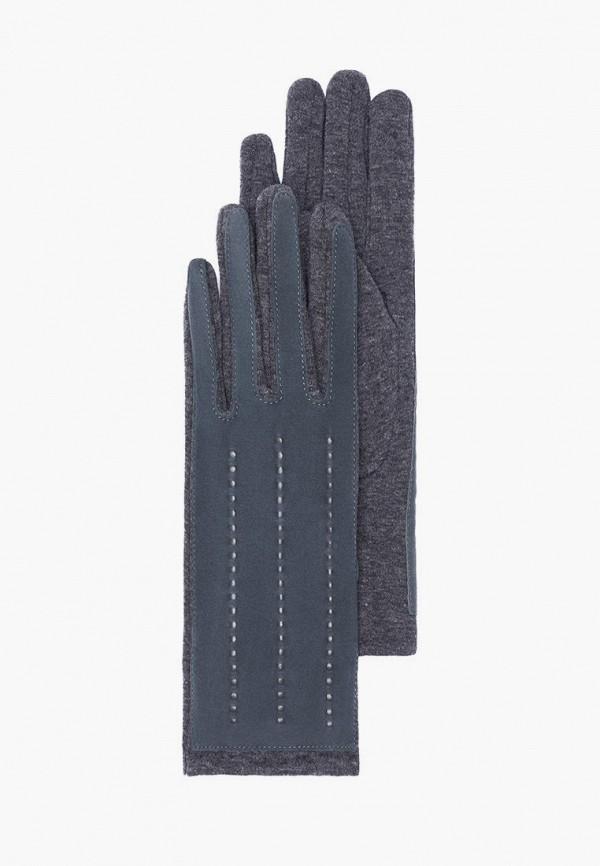 женские кожаные перчатки mellizos, серые
