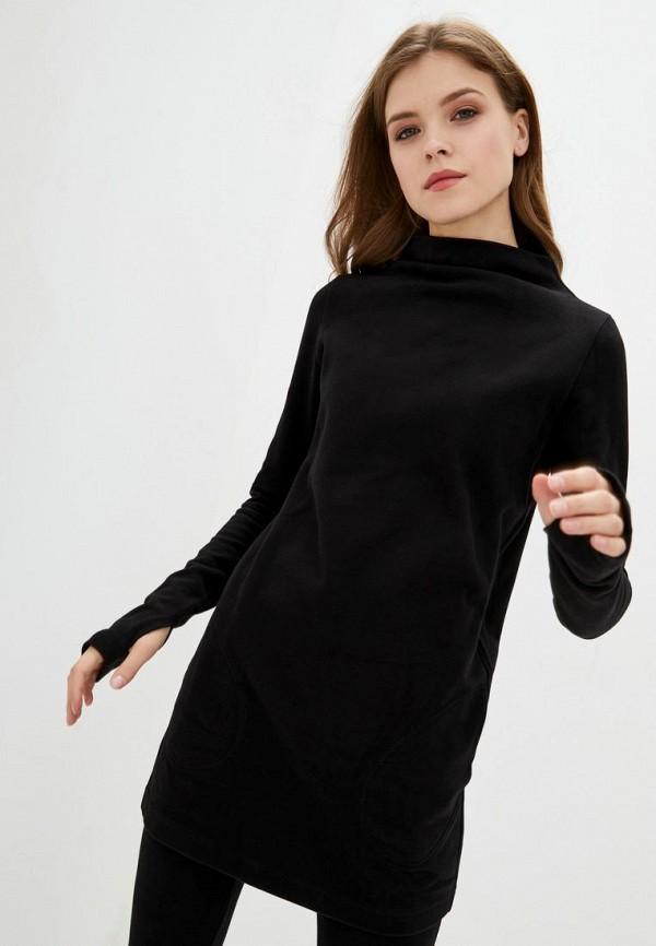 женская туника kano, черная