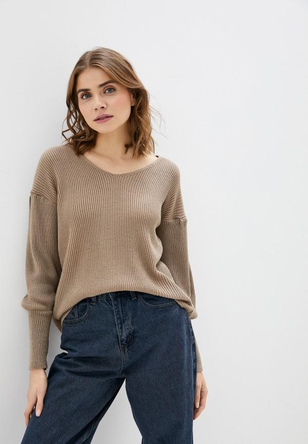 Пуловер AM One AM One  коричневый фото