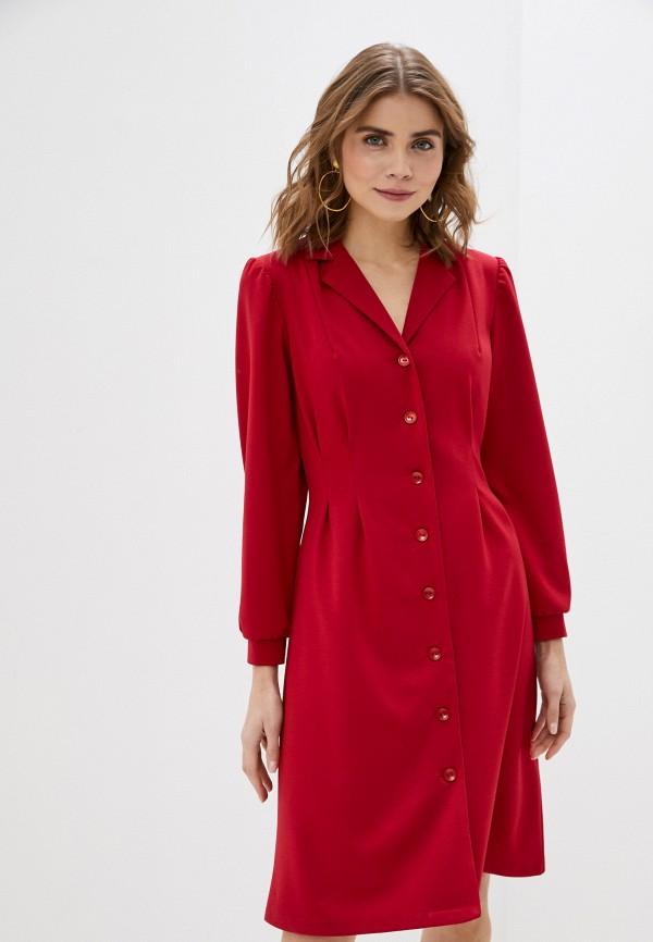 Платье AM One AM One  красный фото
