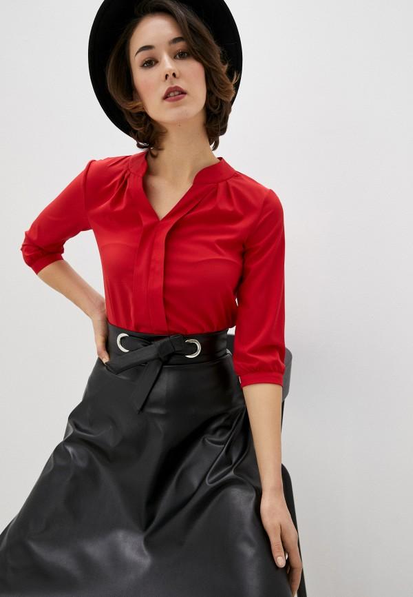 Блуза AM One AM One  красный фото