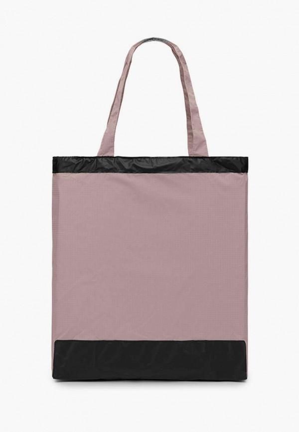 женская сумка moleskine, розовая