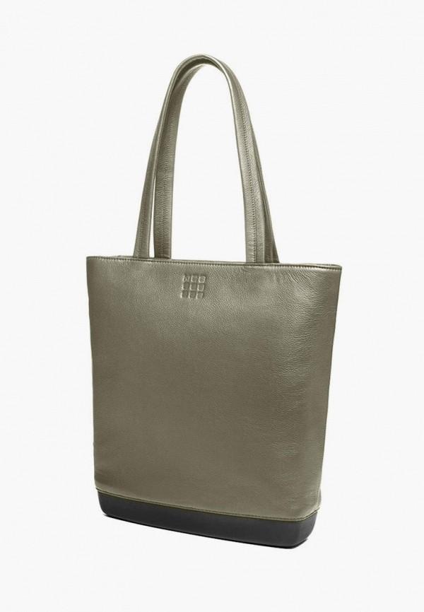 женская сумка moleskine, хаки