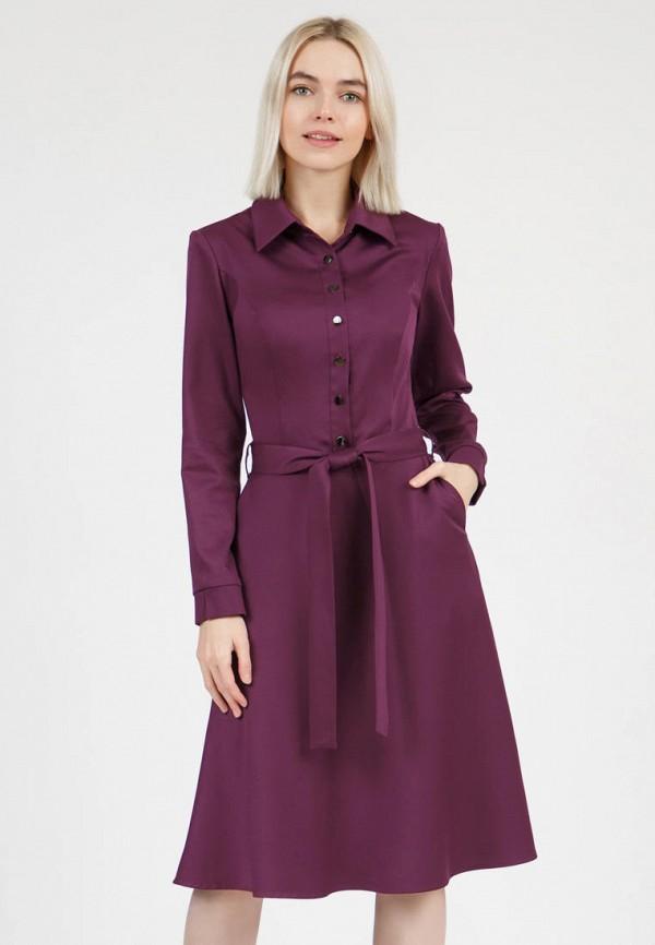 женское платье-рубашки olivegrey, фиолетовое