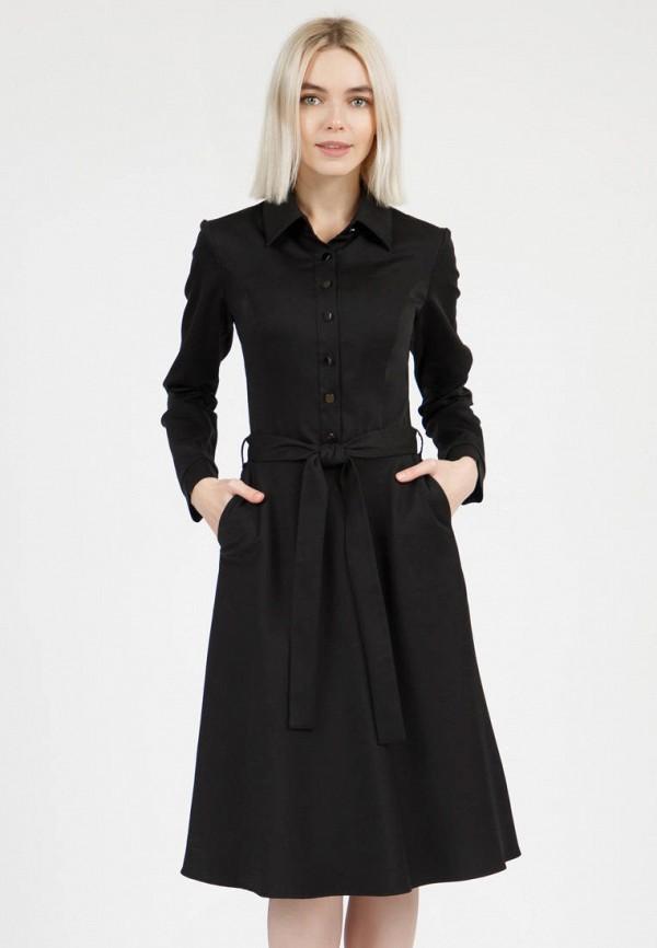 женское платье-рубашки olivegrey, черное