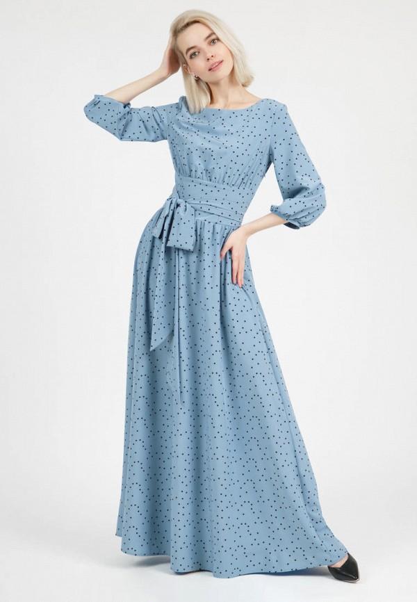 женское повседневные платье olivegrey, голубое