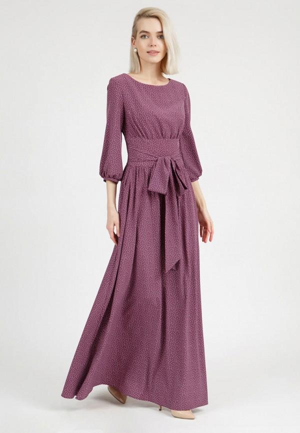 женское повседневные платье olivegrey, фиолетовое
