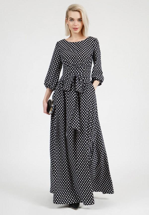 женское повседневные платье olivegrey, черное