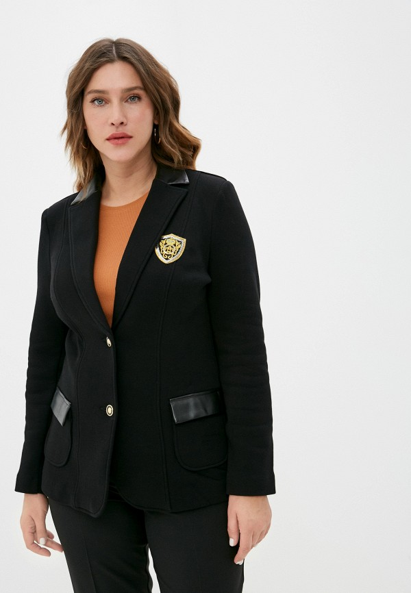 женский пиджак avilia, черный