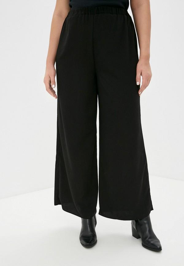 женские повседневные брюки avilia, черные