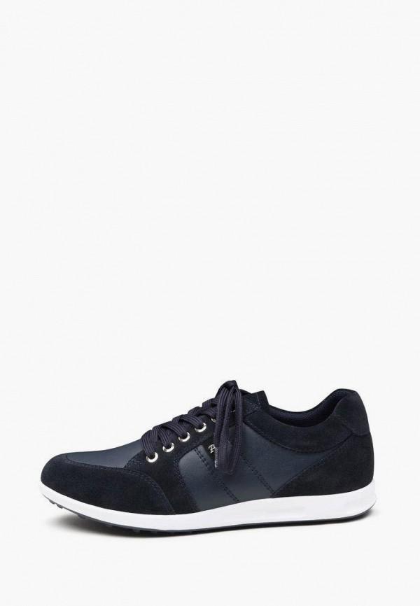 женские низкие кроссовки alessio nesca, синие
