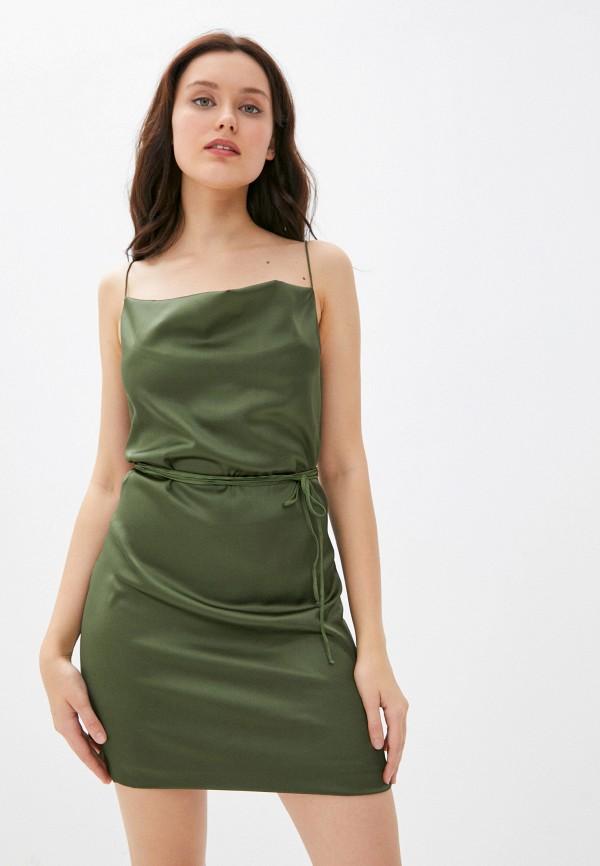 Платье Alisia Hit Alisia Hit  зеленый фото