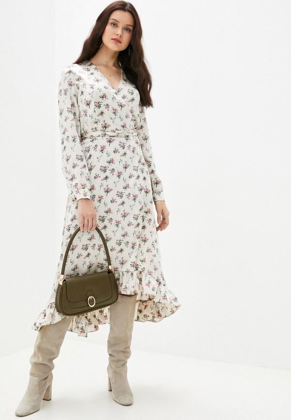 Платье Alisia Hit Alisia Hit  бежевый фото