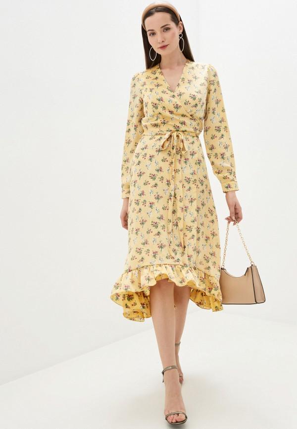 Платье Alisia Hit Alisia Hit  желтый фото