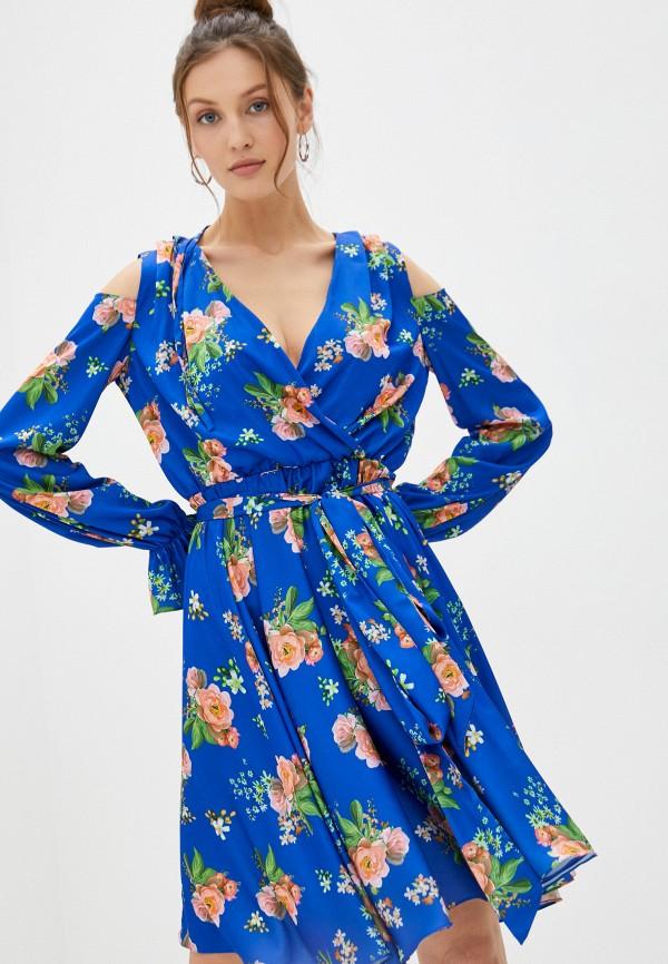 Платье Alisia Hit Alisia Hit  синий фото