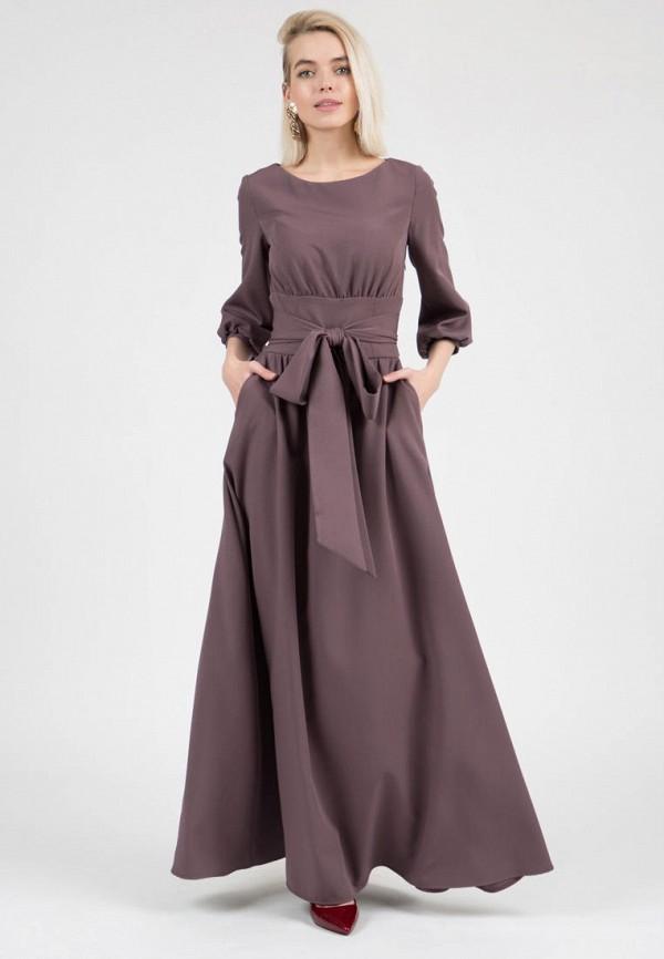 женское вечерние платье olivegrey, фиолетовое