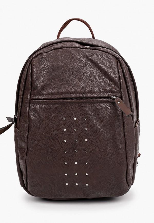 женский рюкзак stelz, коричневый