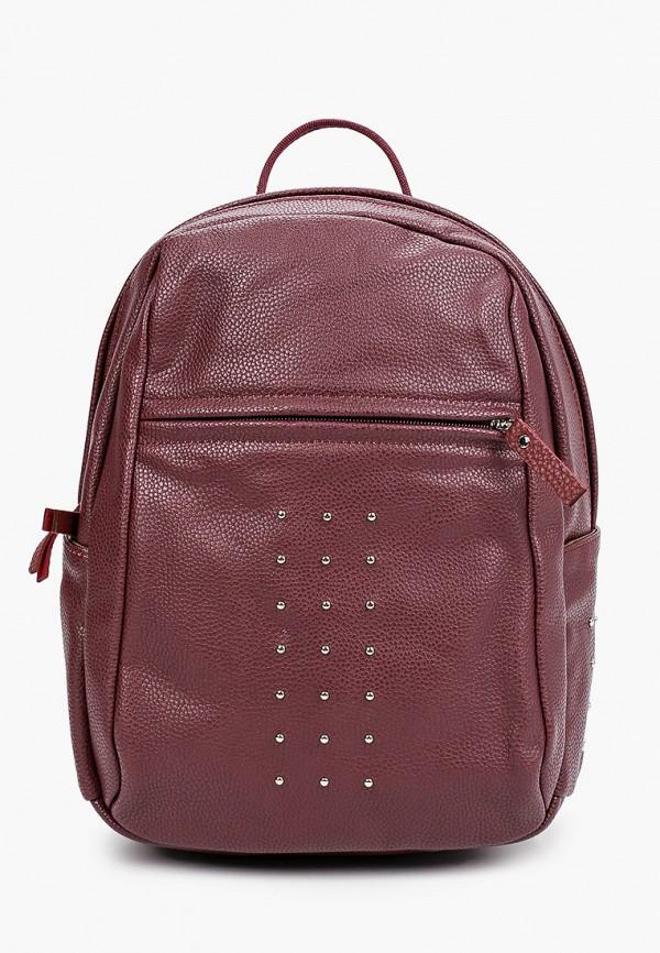 женский рюкзак stelz, бордовый