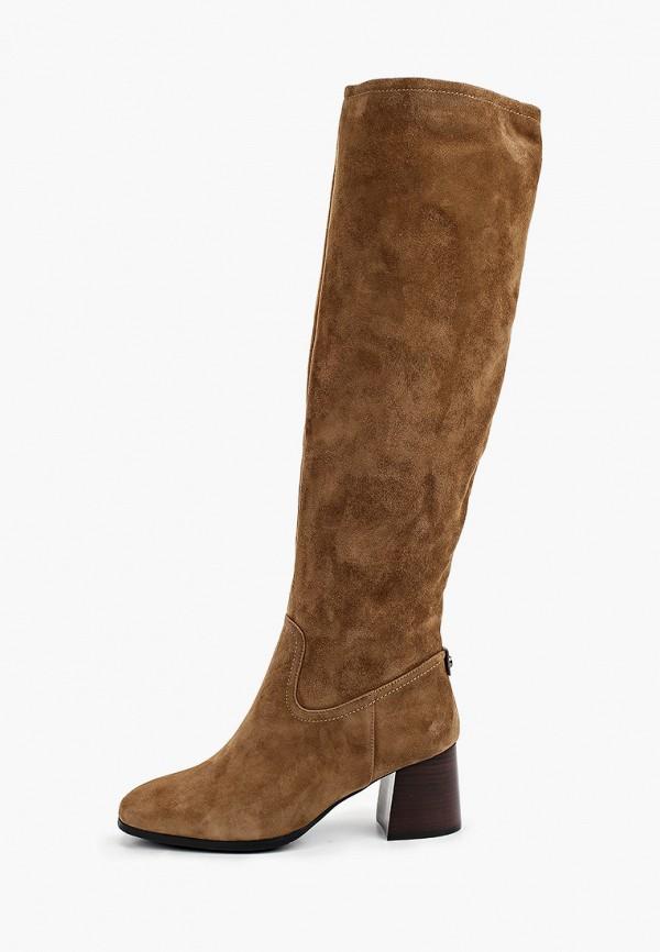 женские ботфорты graciana, коричневые