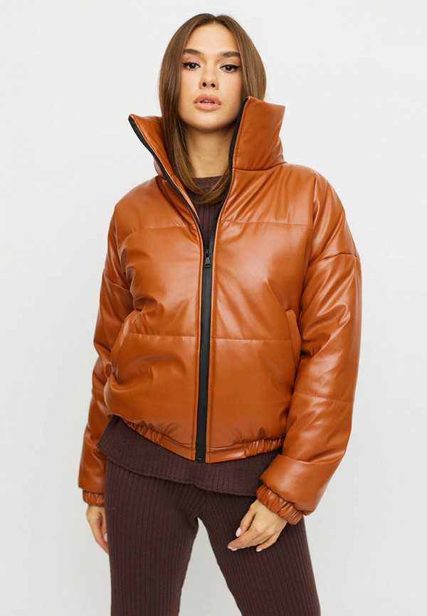 женская куртка karree, бежевая