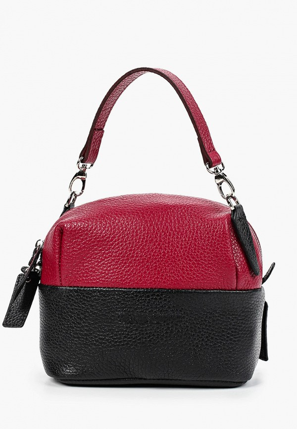 женская сумка через плечо franchesco mariscotti, разноцветная