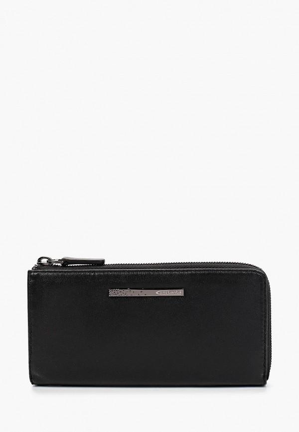 женский кошелёк franchesco mariscotti, черный
