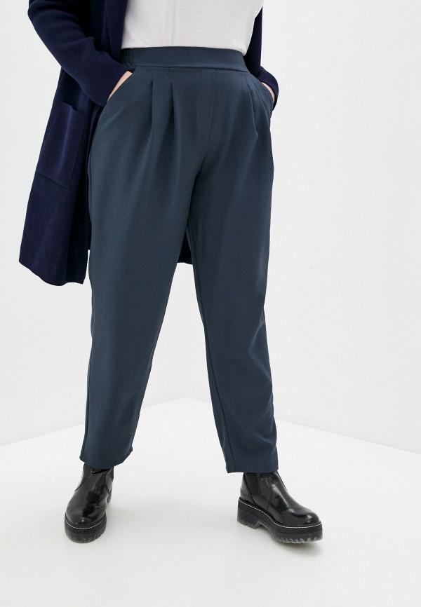 женские зауженные брюки sparada, серые