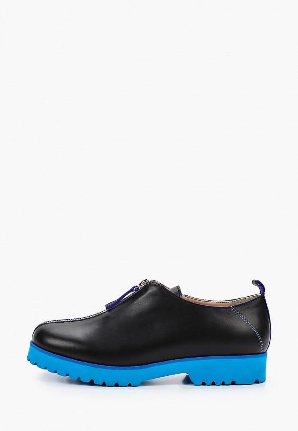 женские низкие ботинки hestrend, черные