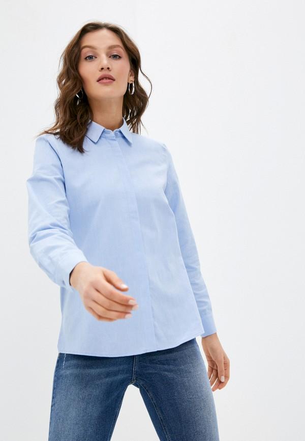 Рубашка Antiga Antiga  голубой фото