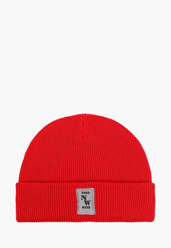 женская шапка staix, красная