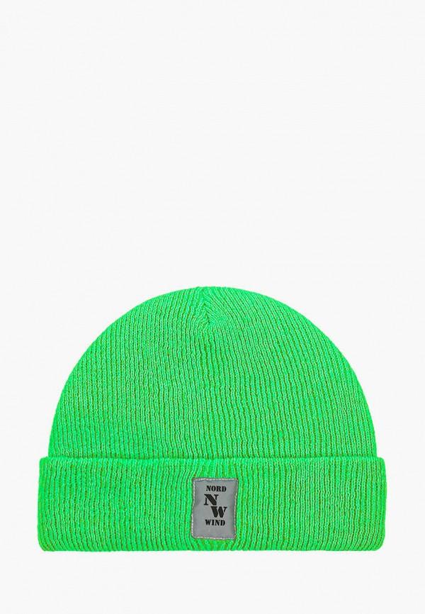 женская шапка staix, зеленая